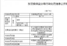 承兑汇票以贷款资金作保证金浦发东营垦利支行被罚20万