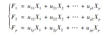 票据收益率曲线构建及波动主成分分析